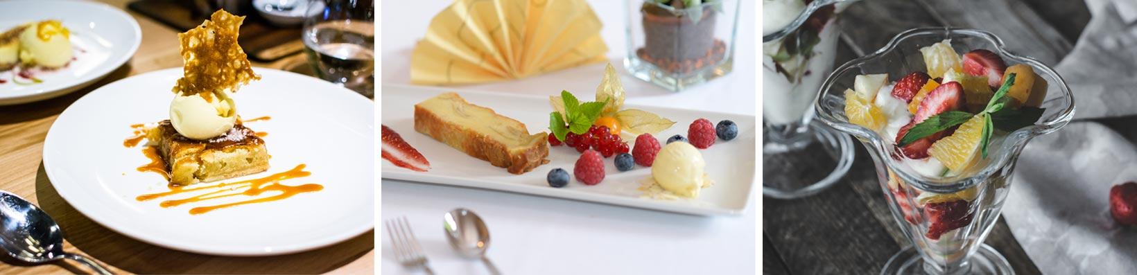 Eder Keller Desserts